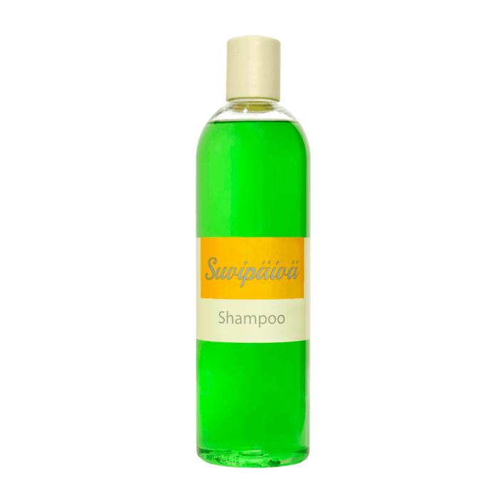 suvipäivä-shampoo