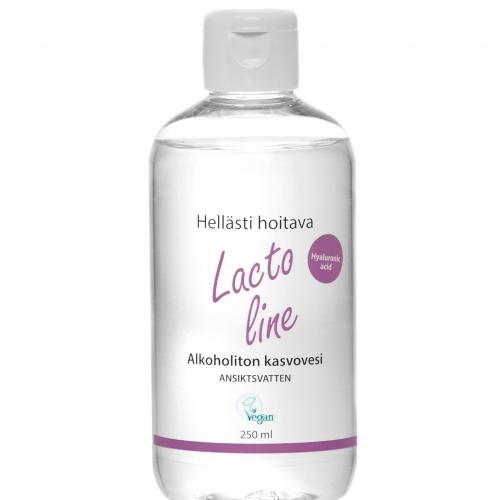 Lacto line alkoholiton kasvovesi 250 ml