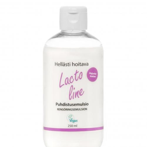 Lacto line Puhdistusemulsio 250 ml