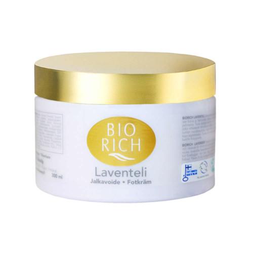 laventeli jalkavoide biorich