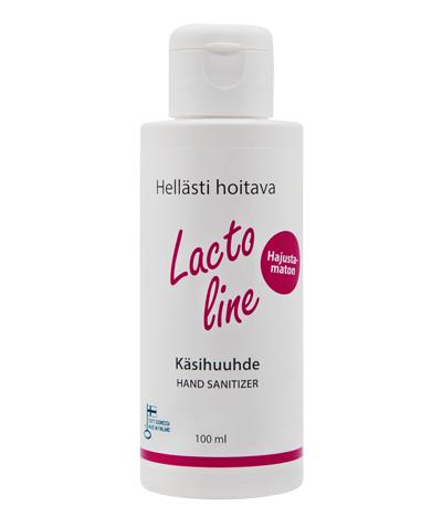 Lacto Line käsihuuhde 100 ml